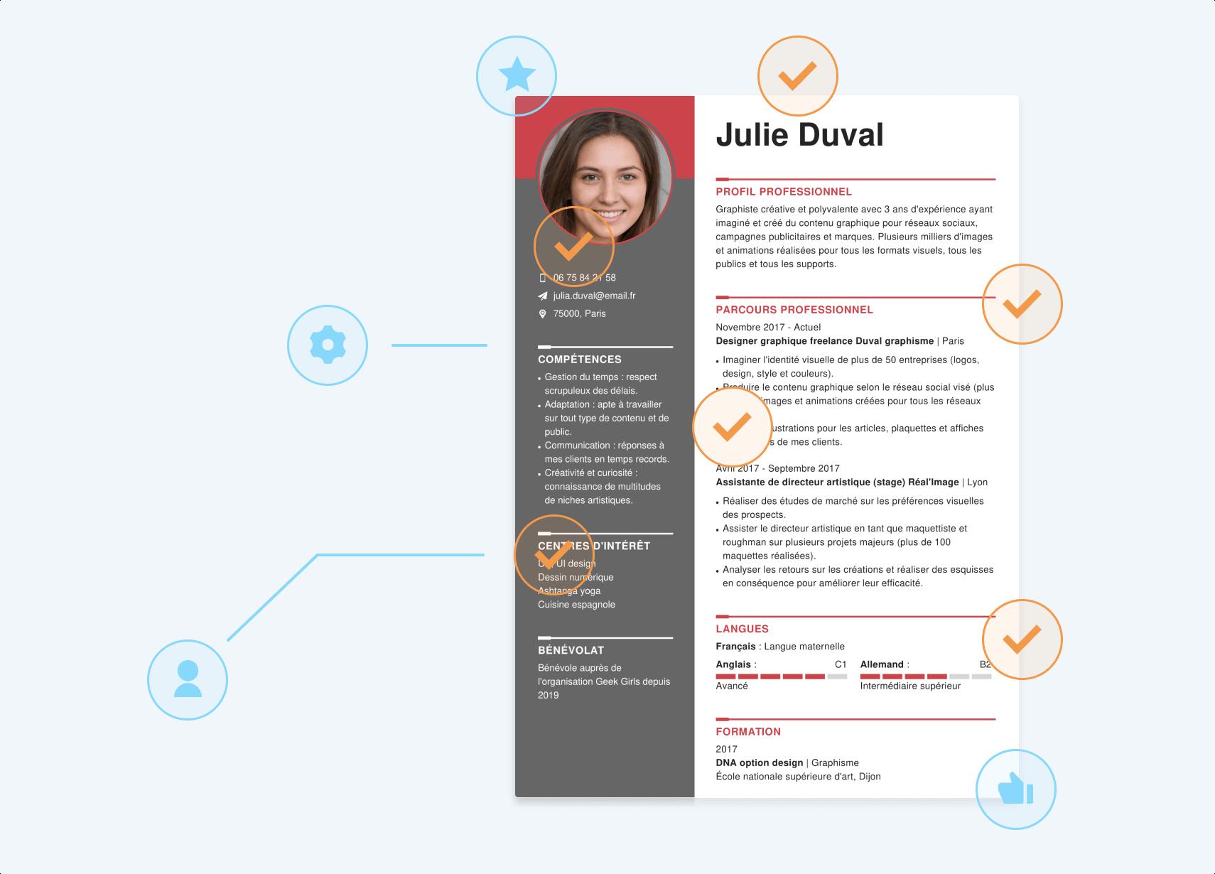 Comment faire un CV en ligne