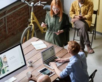 CV pour alternance / apprentissage en entreprise (exemple)